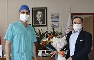 Onkoloji Uzmanı Mardin Devlet Hastanesi'nde...
