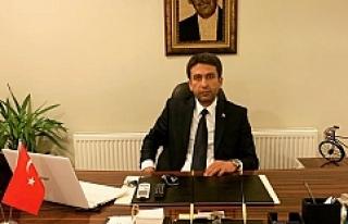 AK Parti Midyat Belediye Meclis Üyesi Arslan, Bayram...