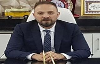 AK Parti Midyat İlçe Başkanı Yarış'tan, Kurban...