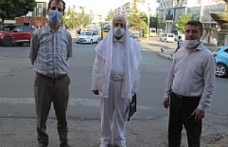 Danıştay'ın Ayasofya kararına Midyat'tan...