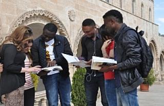 MAÜ 7 İlde Yabancı Öğrenci Sınavı (YÖS)...