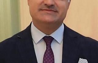 TISİAD İstanbul İl Başkanlığına Nizamettin...