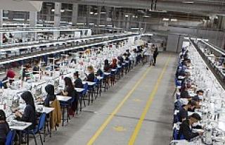 Akar Tekstil Savur'da 2500 Kişiye İstihdam Sağlayacak...