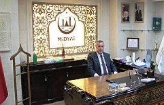 Belediye Başkanı Şahin'in 29 Ekim Cumhuriyet...