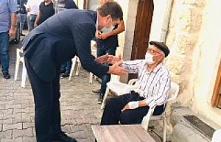 Milletvekili Demirkaya, Mevlit Kandili münasebetiyle...
