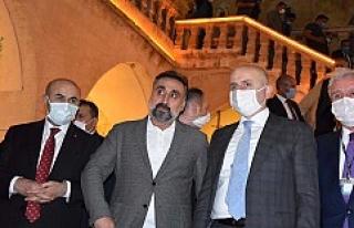 Ulaştırma Bakanı Adil Karaismailoğlu'ndan Mardin...