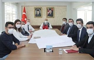 Vali Demirtaş; ''Kızıltepe Çevre Yolunun Yapımına...