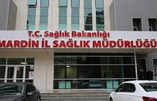Mardin İl Sağlık Müdürlüğü'nden Basın...