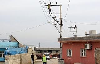 Dicle Elektrik'ten Artuklu'da 7 milyon liralık...