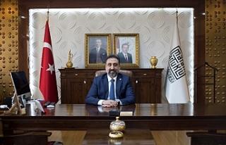 MAÜ Rektörü Prof. Dr. İbrahimÖzcoşar'dan...
