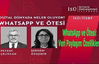 WhatsApp ve Ötesi: Veri Paylaşım Özellikleri Tüm...
