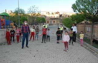 Midyat Belediyesi'nden Çocuklara Özel 23 Nisan...