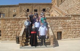 Midyat, UNESCO Dünya Mirası Geçici Listesi'ne...