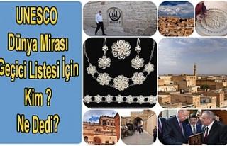 Midyat, UNESCO Dünya Mirası Geçici Listesi İçin...