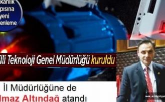 Milli Teknoloji Genel Müdürlüğü kuruldu