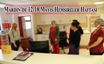 12-18 Mayıs Hemşireler Haftası Kutlandı