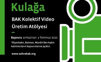 BAK 2020 Kolektif Video Üretim Atölyesi için başvurular başladı!