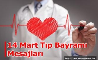 Midyat'tan, 14 Mart Tıp Bayramı Mesajları