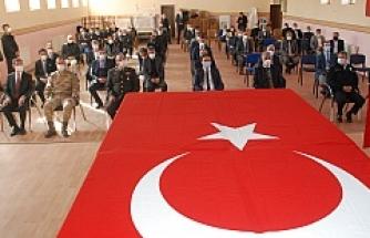 Midyat'ta öğretmenler günü çeşitli etkinliklerle kutladı