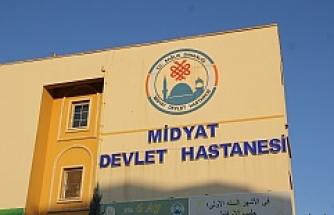 Midyat'ta soba zehirlenmesi: 5 kişi hastaneye kaldırıldı