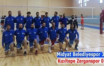 Midyat Belediyespor 3 Kızıltepe Zerganspor 0