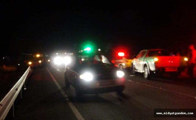 Midyat'ta Katliam Gibi Kazada 6 kişi ödü, 2 kişi yaralandı