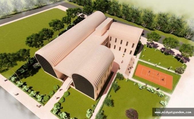 Altunkaya'dan Midyat'a Halk Kütüphanesi yatırımı