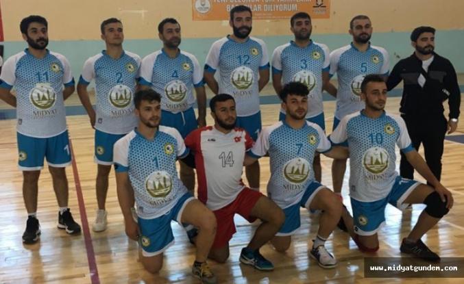 Midyat Belediyespor, Kızıltepe Eğitimspor'u yendi