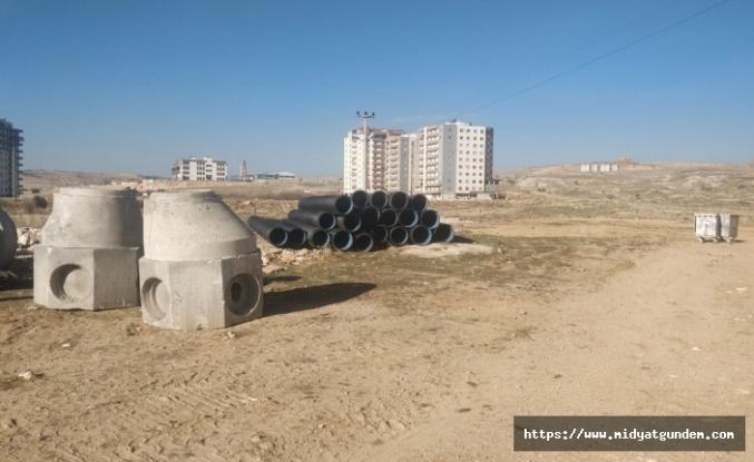 MARSU, Açıktan Akan Tüm Atık Suları Yer Altına Alacak