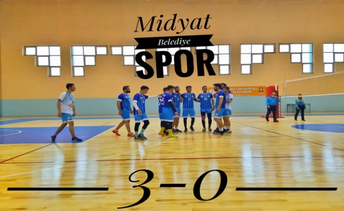 Midyat'ta tüm spor branşlar tarihinde bir ilk!