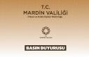 Mardin Valiliği'nden, Yasaklama Kararı