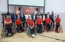 Bakan Kasapoğlu'ndan, Tekerlekli Sandalye Basketbol...