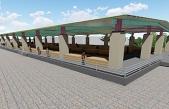 Midyat'a 3 bin 200 metrekarelik kapalı semt pazarı yapılacak