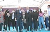 Mardin-Midyat Bölünmüş Yolun Temeli Törenle Atıldı