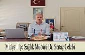 Sağlık Müdürü Dr.Çelebi'den, Aşı Çağrısı