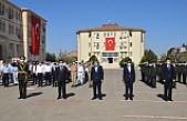 30 Ağustos Zafer Bayramı Midyat'ta Törenle Kutlandı