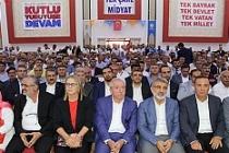 AK Parti Midyat İlçe Kongresi Yapıldı