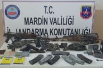 Mardin'de 6 teröristin etkisiz hale getirilmesi