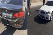 Miroğlu Trafik Kazası Geçirdi