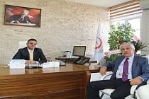 Gazeteciler Cemiyeti'nden Yavuz'a Ziyaret