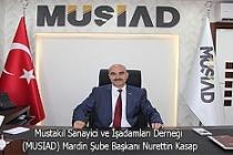 Kasap'tan 24 Kasım Öğretmenler Günü mesajı