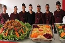 Midyat'ta, Suriyelilere ait Ali Baba Lokantası Açıldı