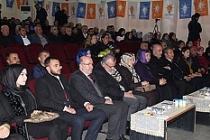 AK Parti Midyat Kadın Kolları Başkanlığına Elif Urazin Atandı