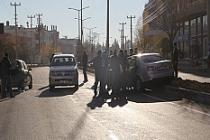 Midyat'ta Trafik Kazası: 1 Yaralı