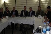 Gazeteciler, günlerini Urfa'da kutladı