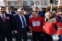 Mardin Atletizm Spor Kulübü Atatürk Kupasını Kazandı