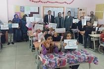 Midyat'ta 28 bin öğrenci karne aldı