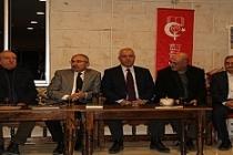 Vali Yaman, İlim Yayma Cemiyetinin Programına katıldı