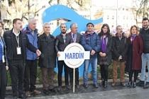 Basın Elçileri Trabzon'da Basın Açıklaması Düzenledi