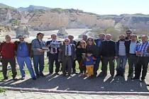Basın Mensupları Gönül Elçileri Midyat'ta